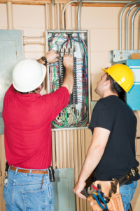 CCR Title 22 Training Compliance  - Changing Circuit Breaker
