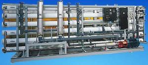 Nanofiltration Water Treatment